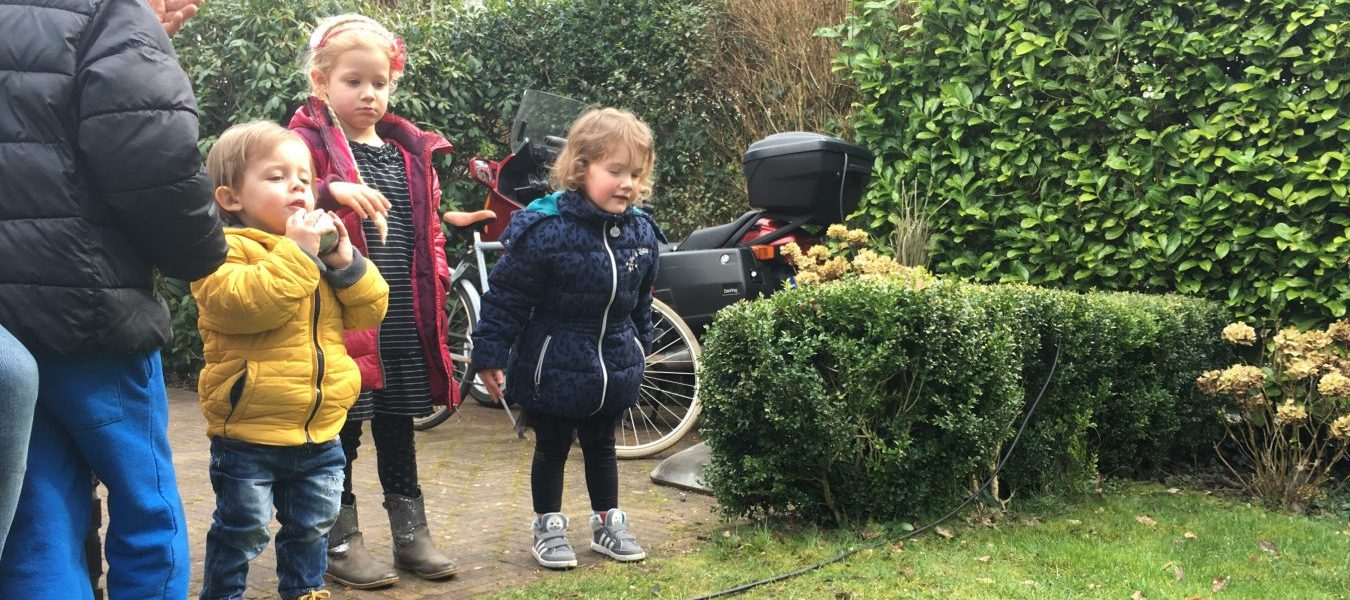 Nanny Service Nederland - nieuwsgierige kinderen