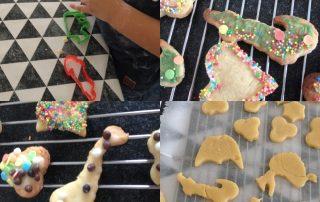Nanny Service Nederland-koekjes bakken